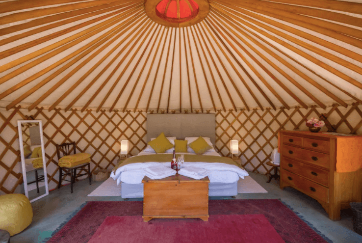 els millors Airbnbs prop de Cape Town, Sud-Àfrica: southern yurts