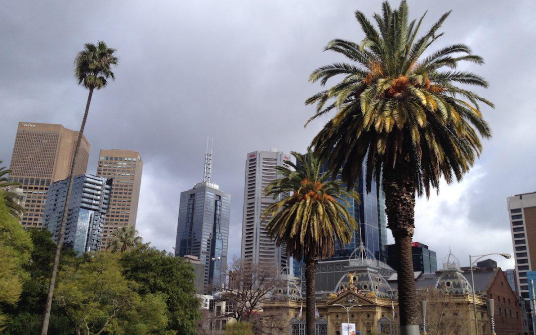 Discovering Melbourne CBD