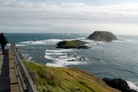 Phillip Island coast