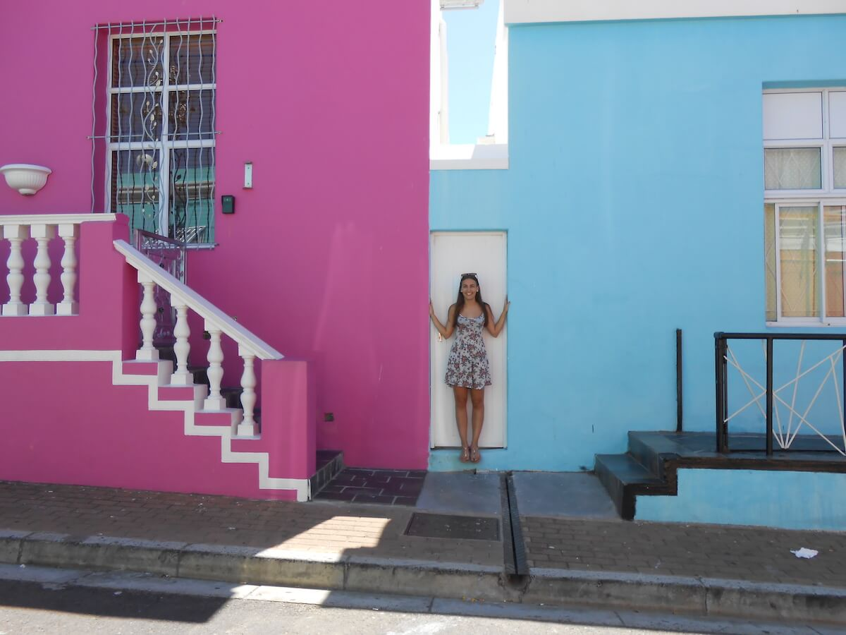 Visiting Bo-Kaap and Victoria & Alfred Waterfront, Cape Town
