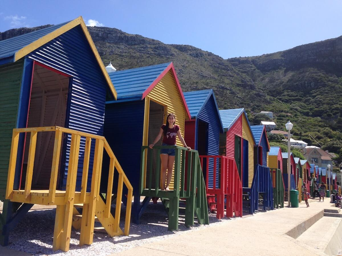 Hout Bay, Muizenberg and last days in Cape Town