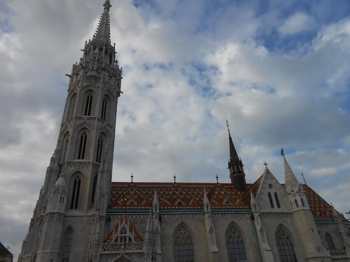 Mathis church Budapest