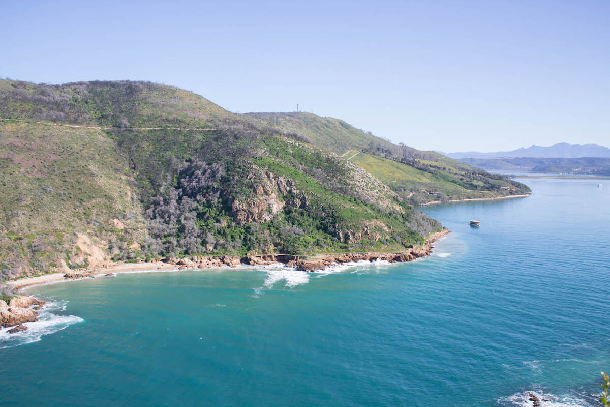 4 day Garden Route road trip: Knysna lookouts