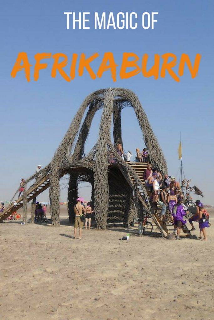The magic of Afrikaburn