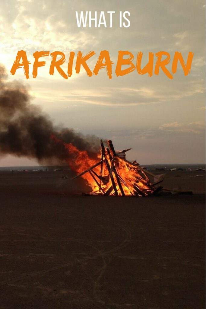 What is Afrikaburn