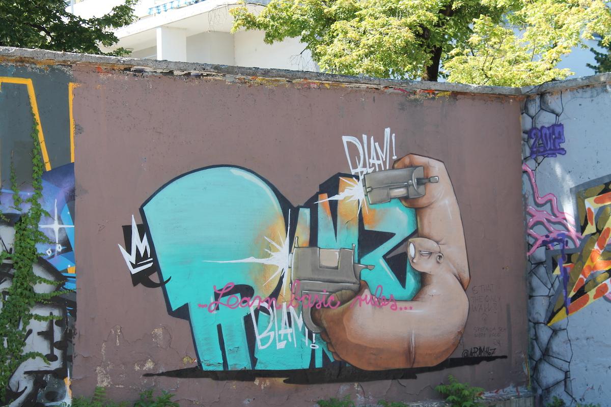Art in Metelkova Mesto