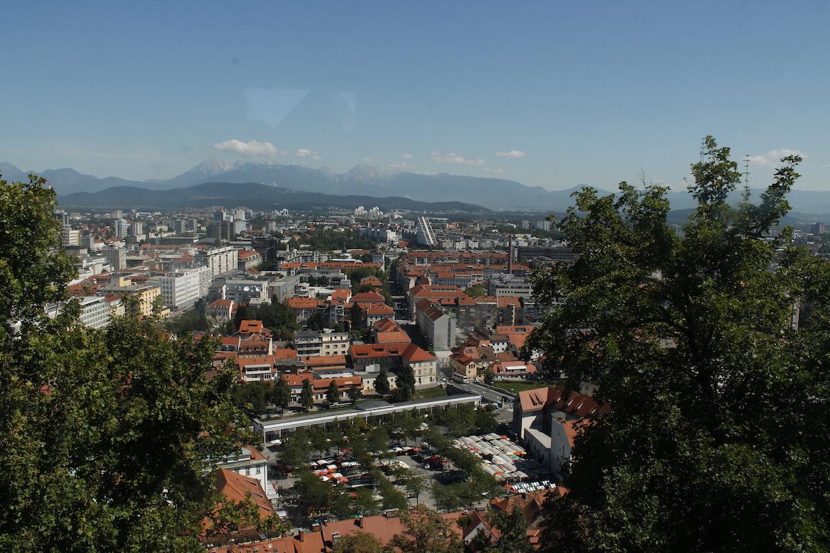 Ljubljana lookout