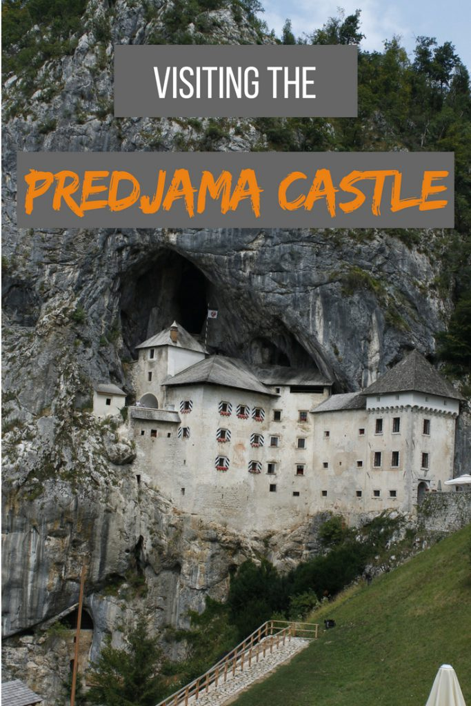 Visiting Predjama Castle in Slovenia