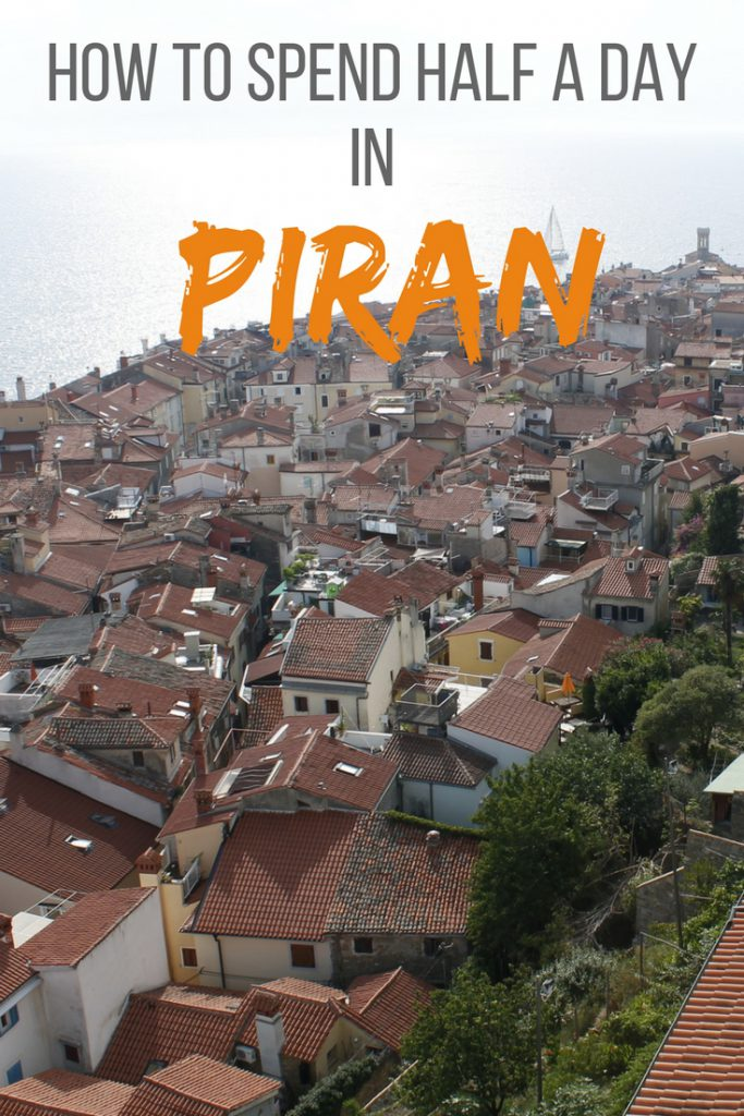 How to spend half a day in Piran