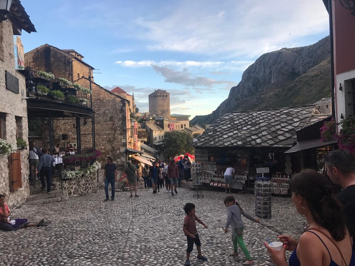 old area of Mostar