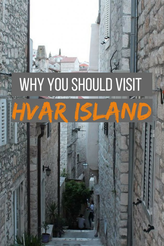 Why you should visit Hvar Island