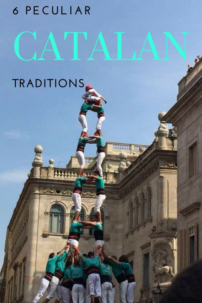 6 peculiar Catalan traditions: the funniest traditions that seem normal to us but not to anyone else