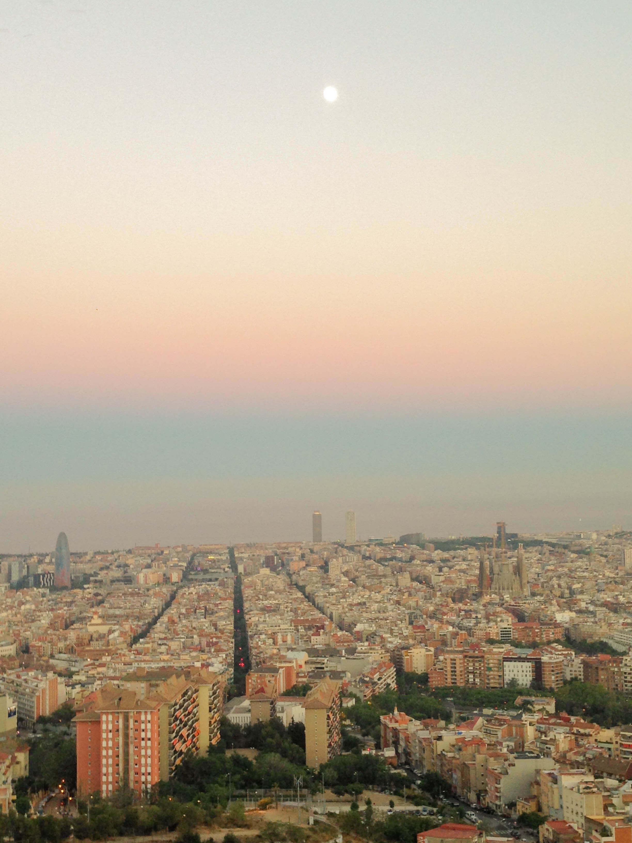 Búnkers del Carmel lookout, Barcelona