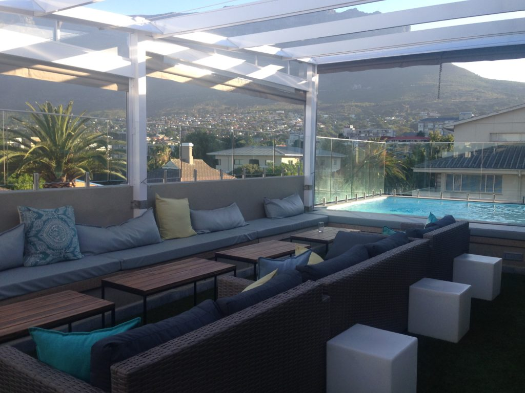 Cloud nine boutique hotel rooftop
