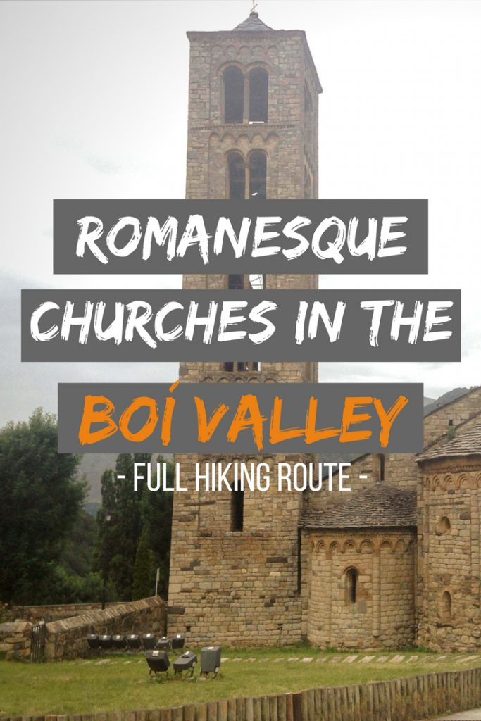 Romanesque churches in the Boí Valley
