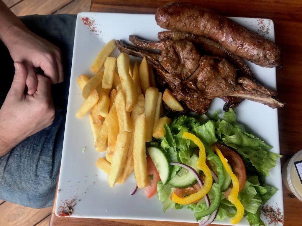 Swaziland food