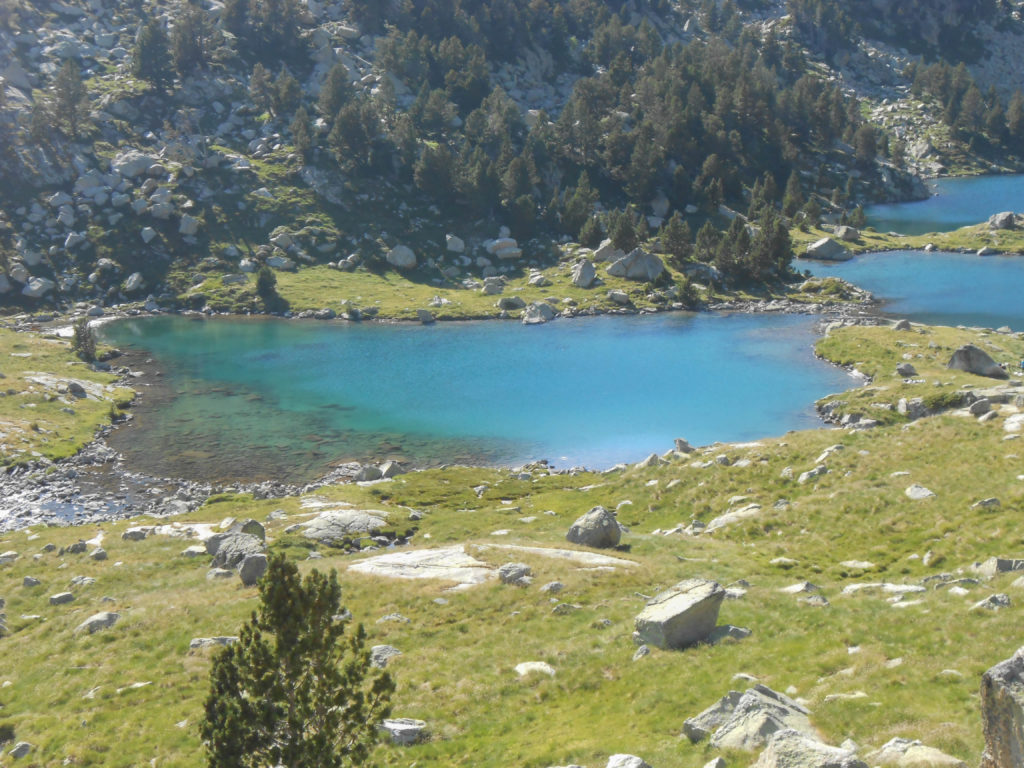 First gémena lake