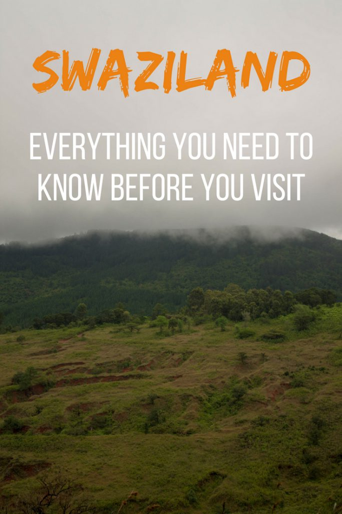 Swaziland everything you need to know before you visit
