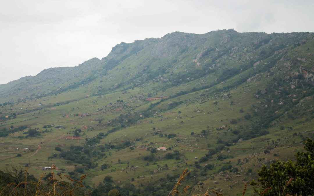Landscapes in Swaziland