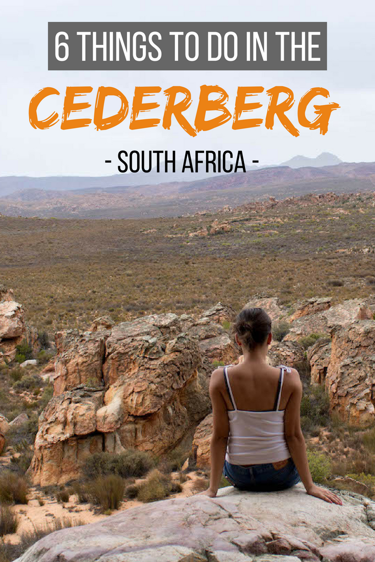 6 things to do in the Cederberg South Africa