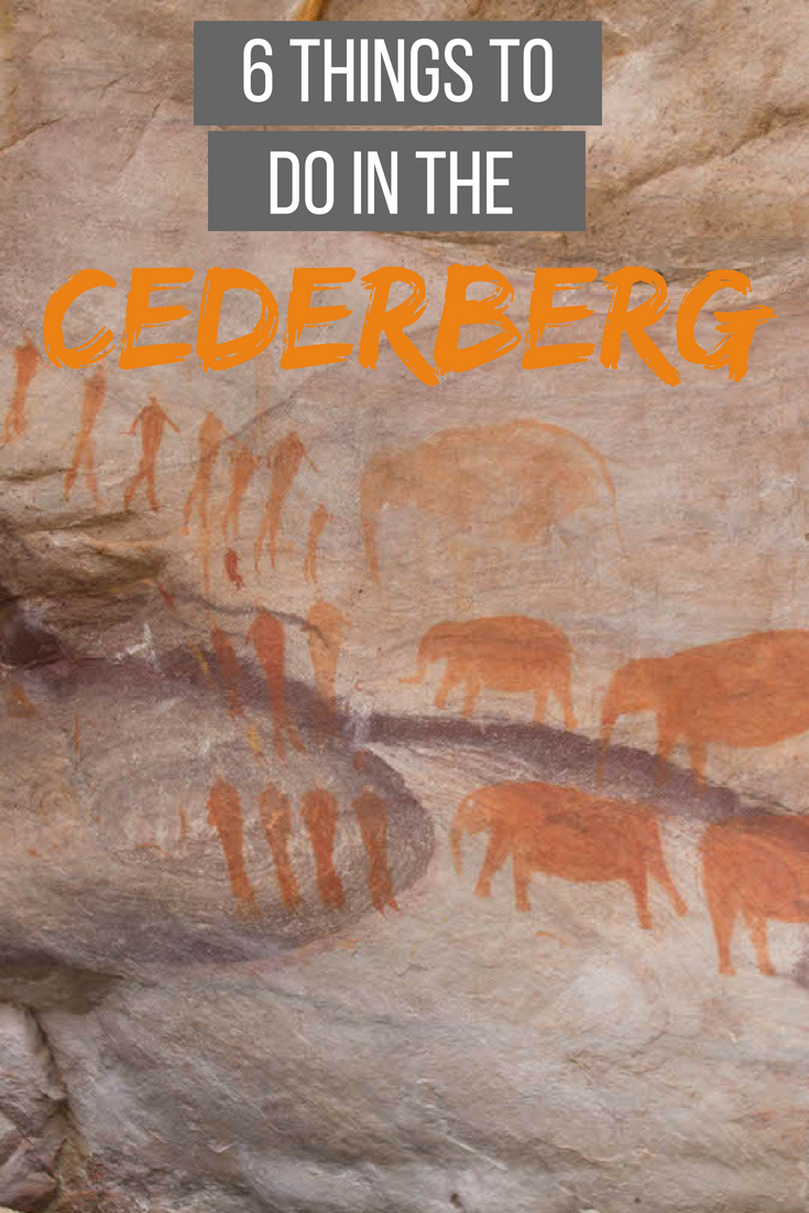 6 Things to do in the Cederberg, South Africa