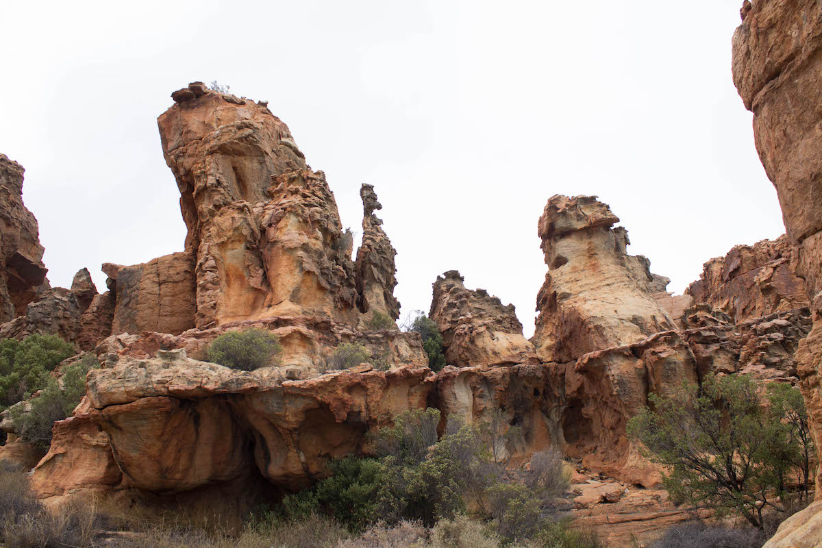 6 things to do in the Cederberg