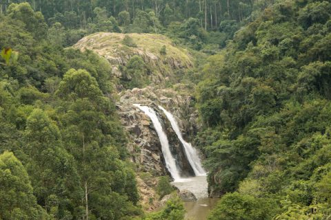 Mantenga waterfall Swaziland