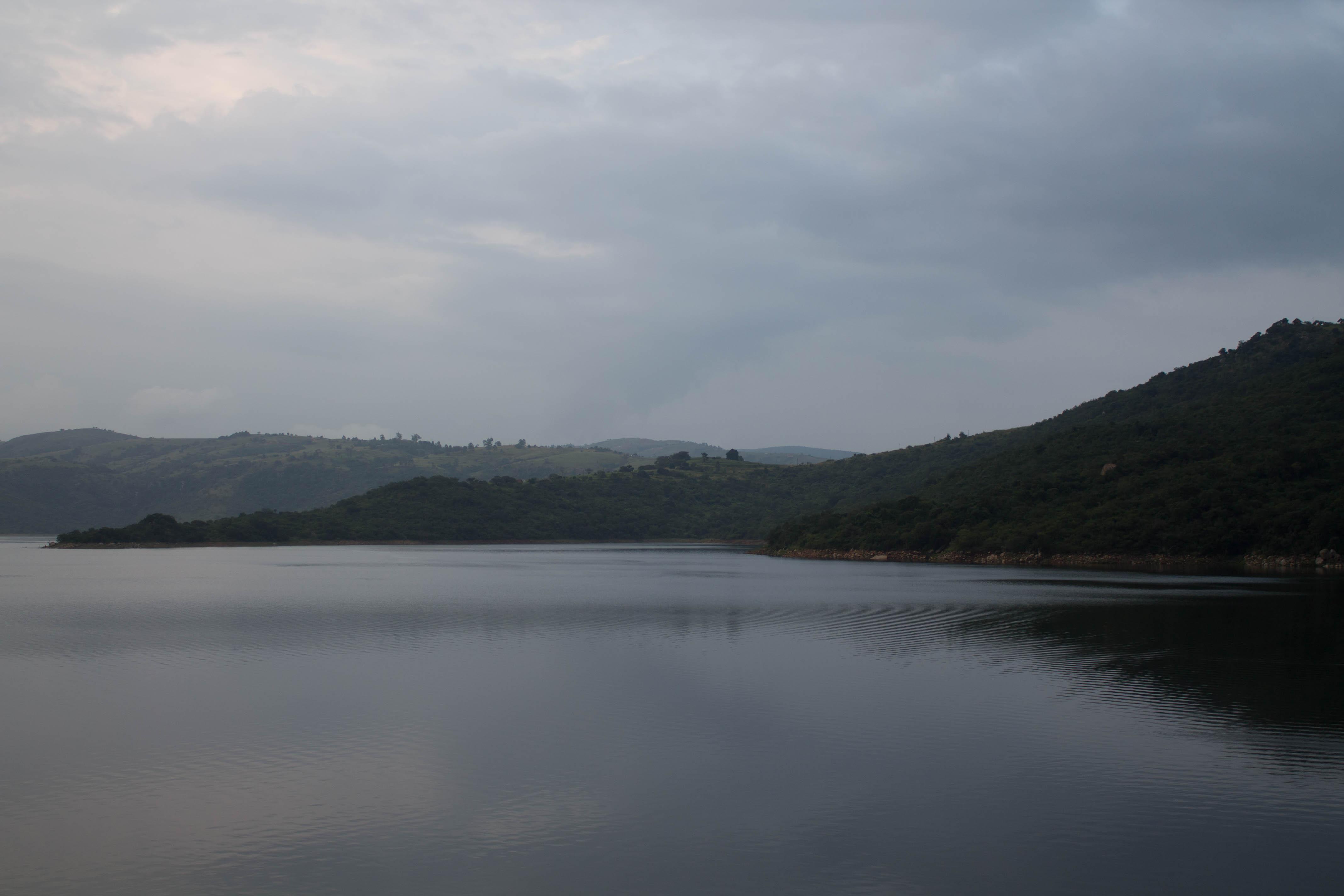 Maguga Dam in Swaziland