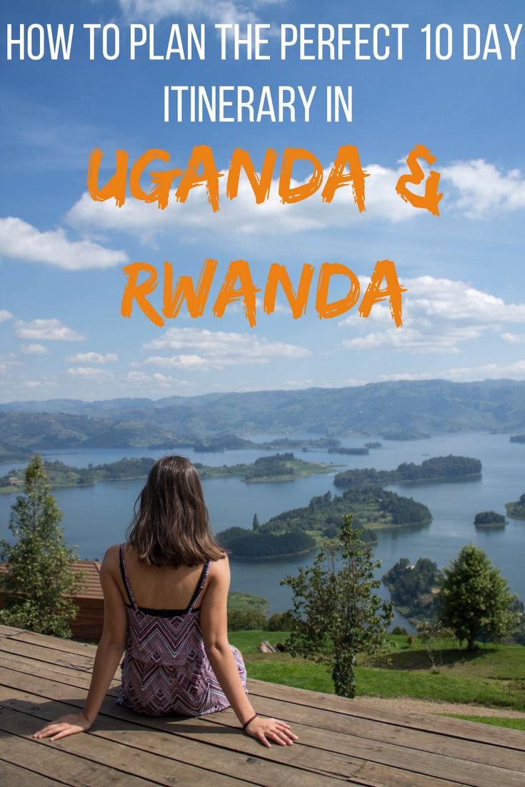 How to plan the perfect 10 day itinerary in Uganda & Rwanda