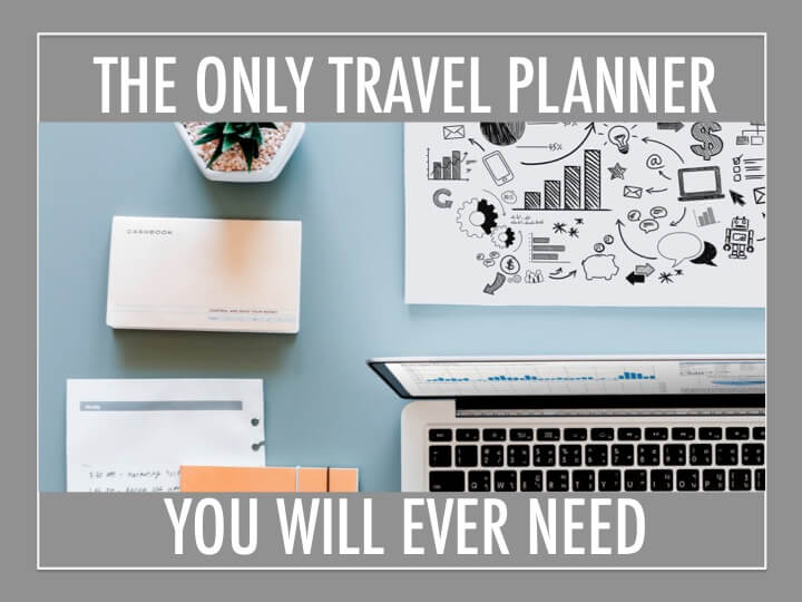 The only travel planner you will ever need