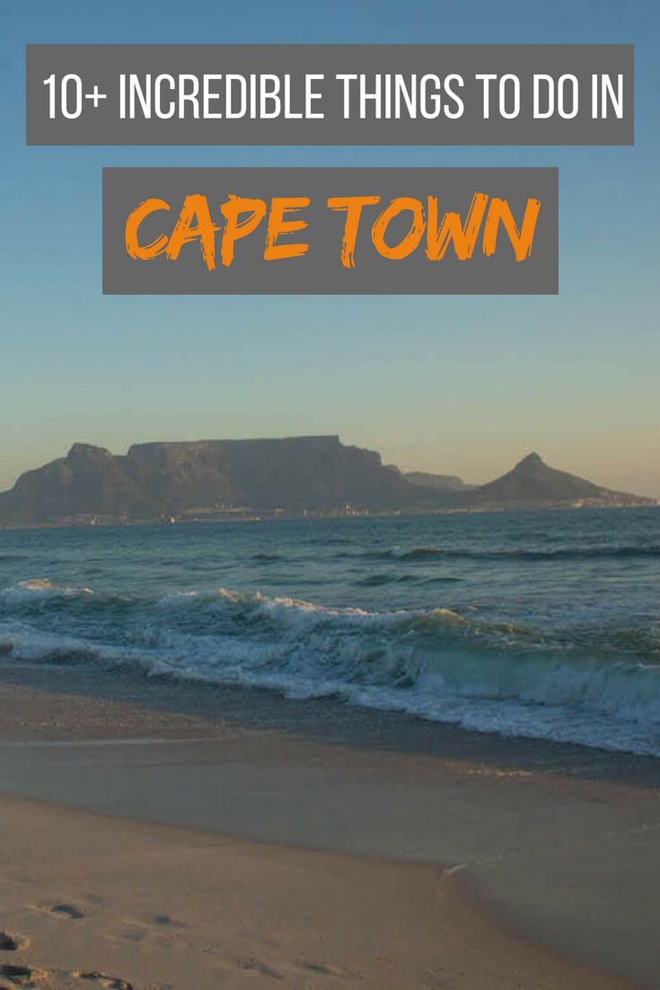 +10 Things to do in Cape Town