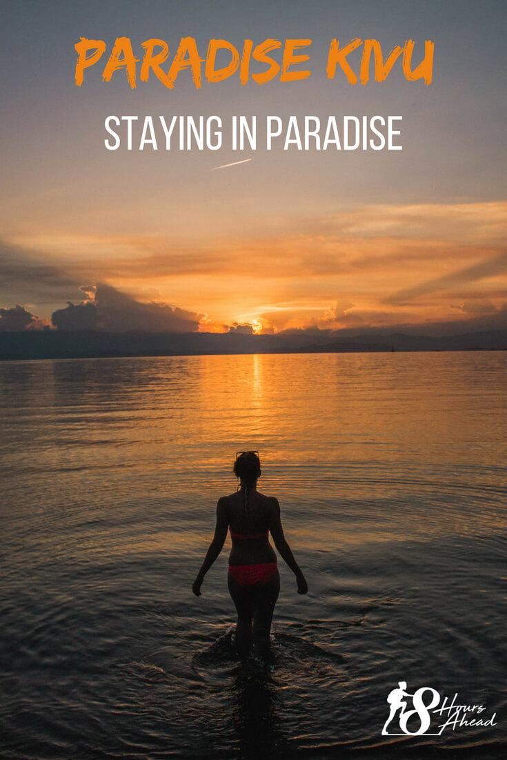 Paradise Kivu staying in paradise