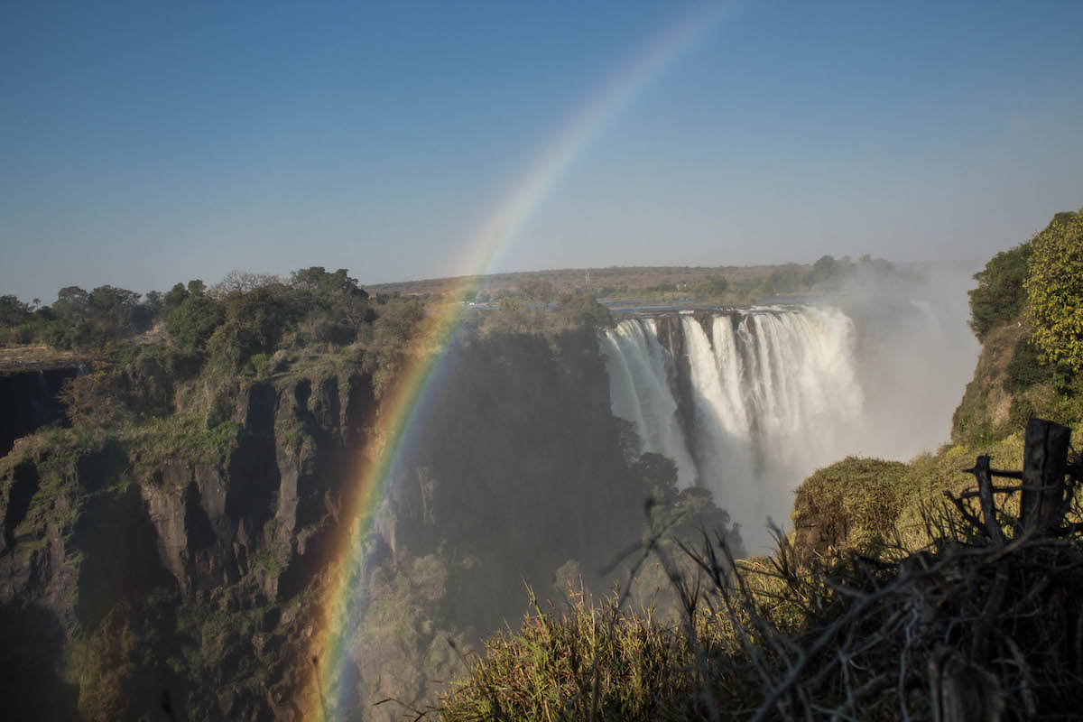 Victoria Falls in 48h: top things to do