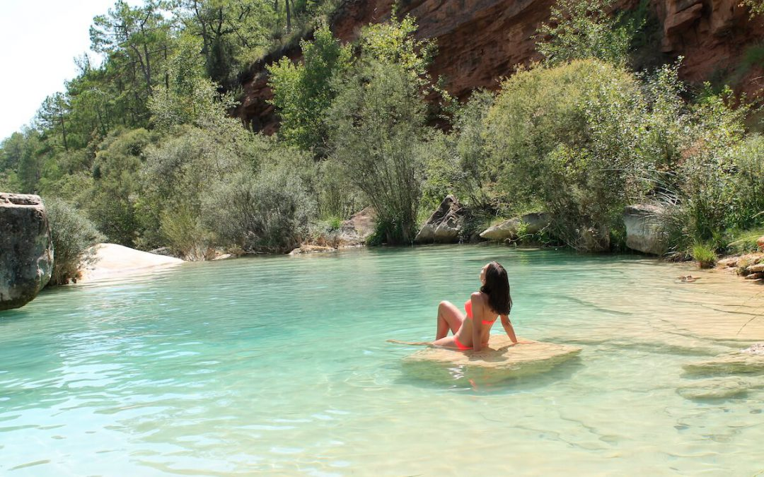 Rock pools of Rialb river: the complete guide