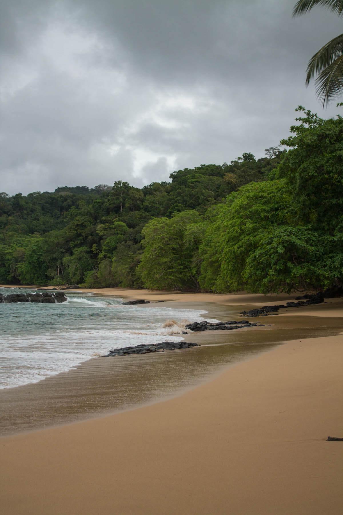 Bom Bom Island Resort in Príncipe Island