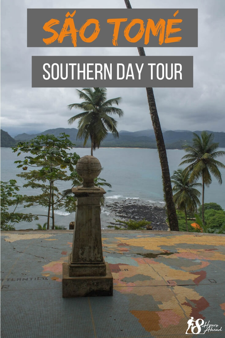 Sao Tomé Southern Day Tour