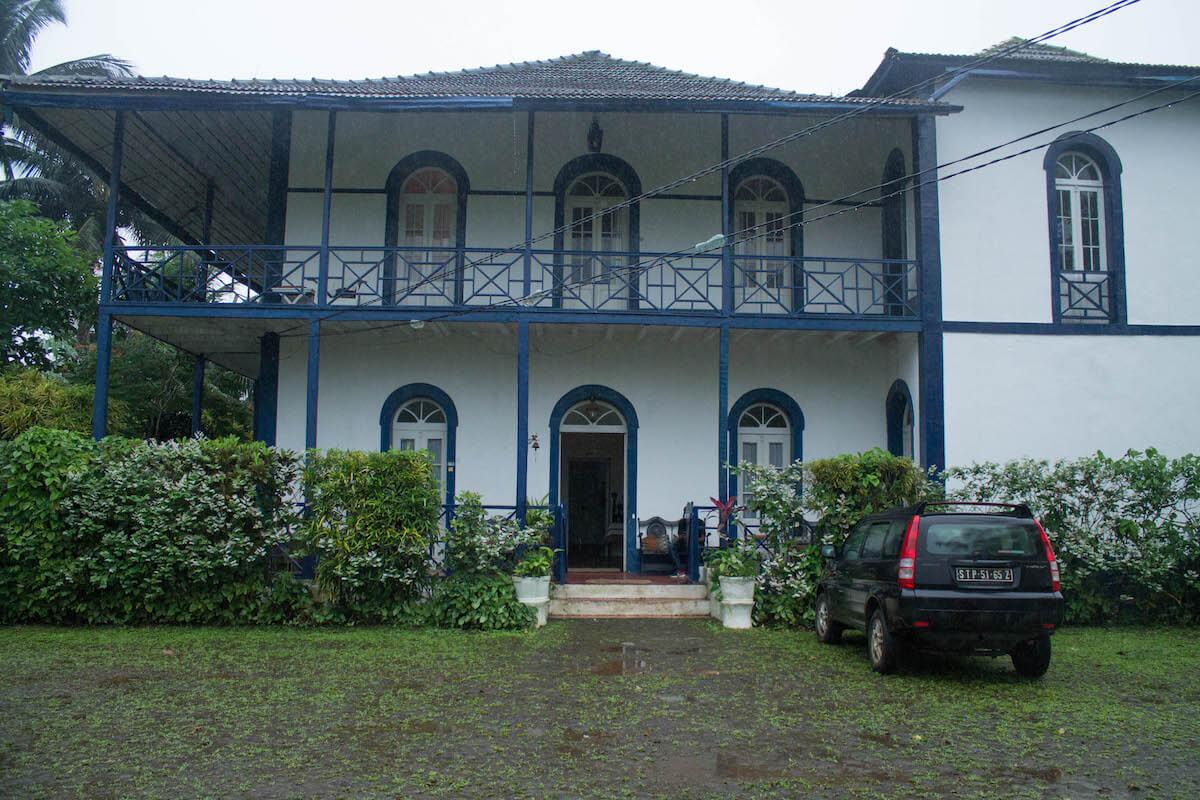 Roça Sao Jao Agolares in Sao Tomé