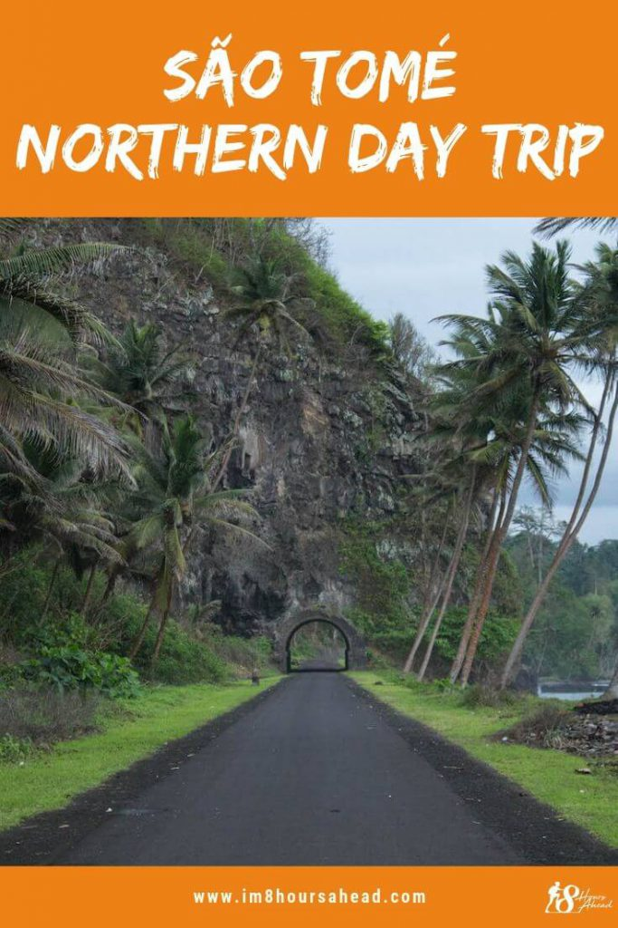 São Tomé Northern day trip