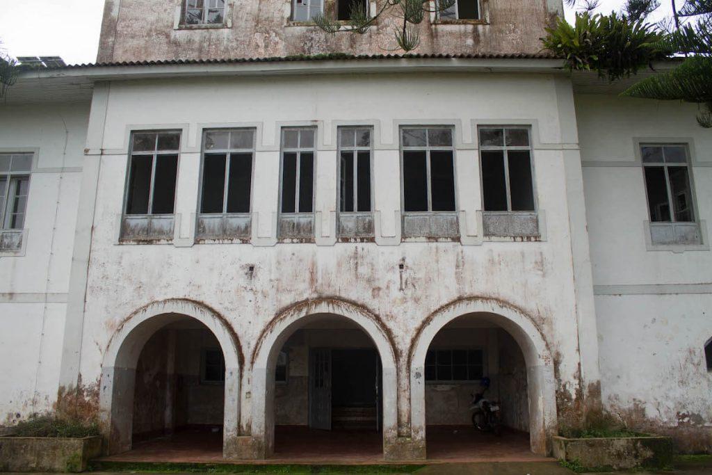 Monte Café in São Tomé