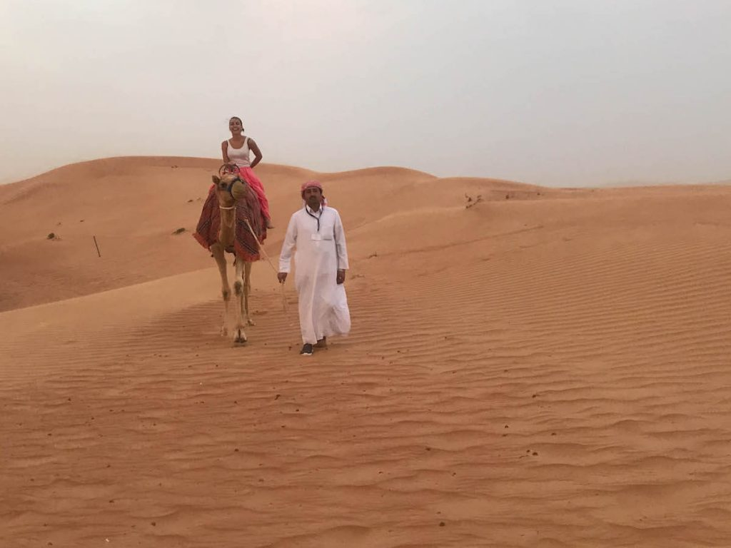 Stopover in Dubai 3 day itinerary: desert safari