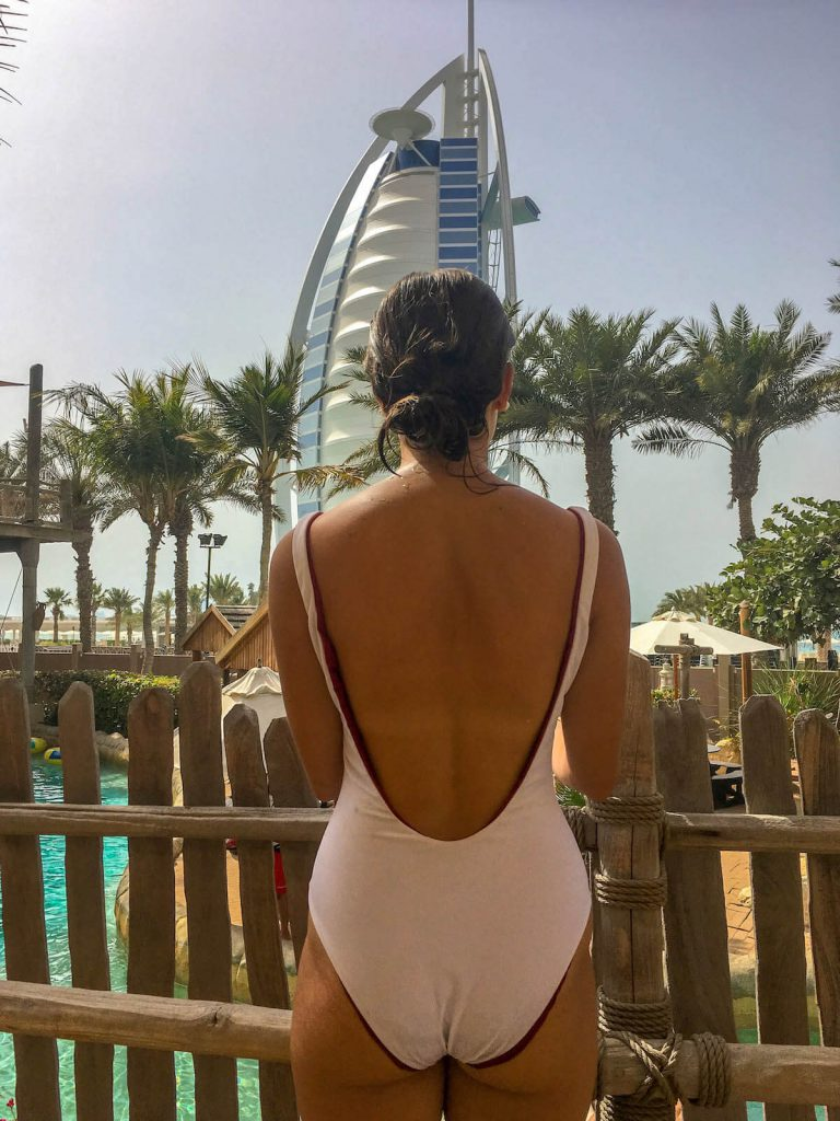 Stopover in Dubai 3 day itinerary: Wild Wadi Waterpark