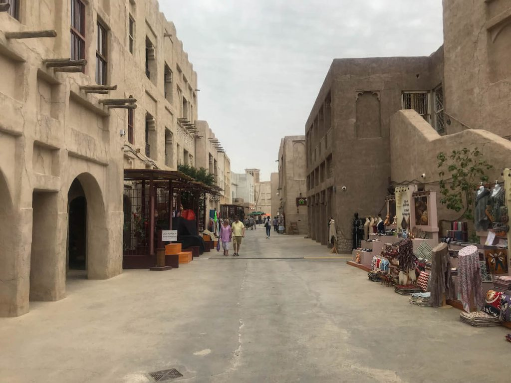 Stopover in Dubai 3 day itinerary: Old Town DIY walking tour