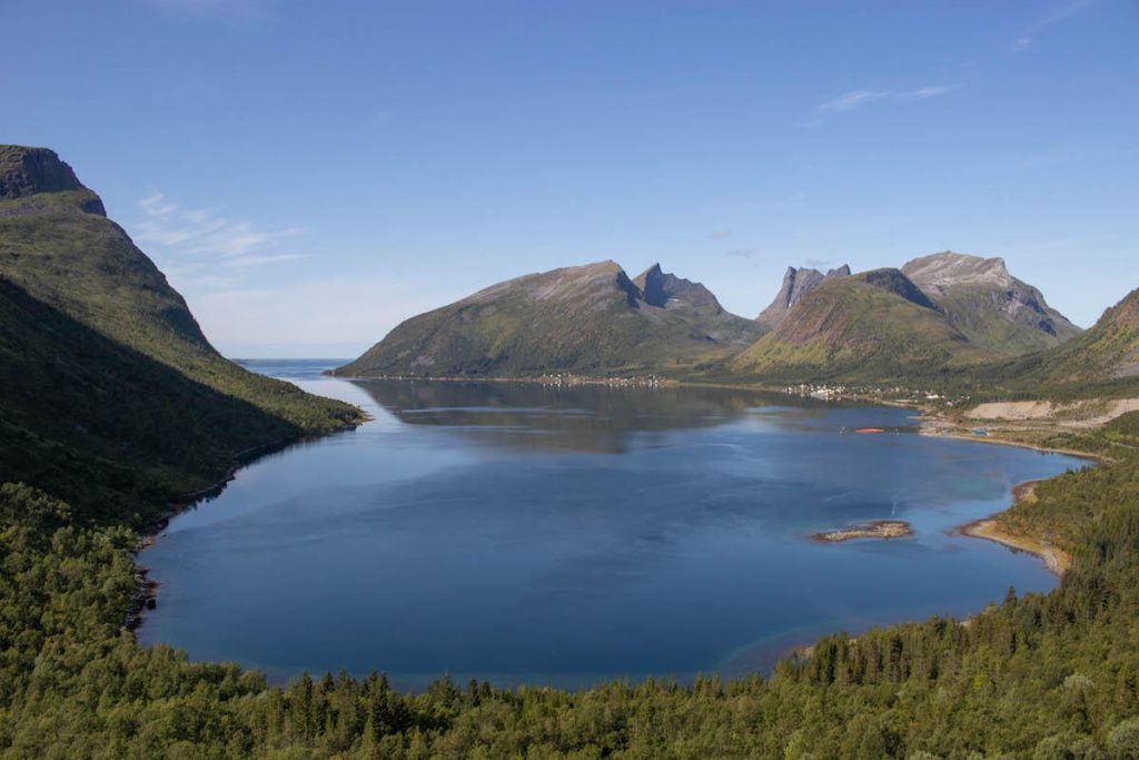 Things to do in Senja: Bergsbotn