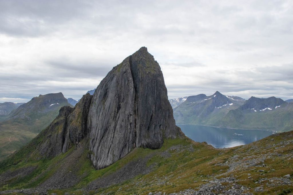 Things to do in Senja: Segla hike