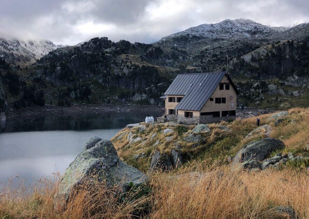 Colomers mountain hut