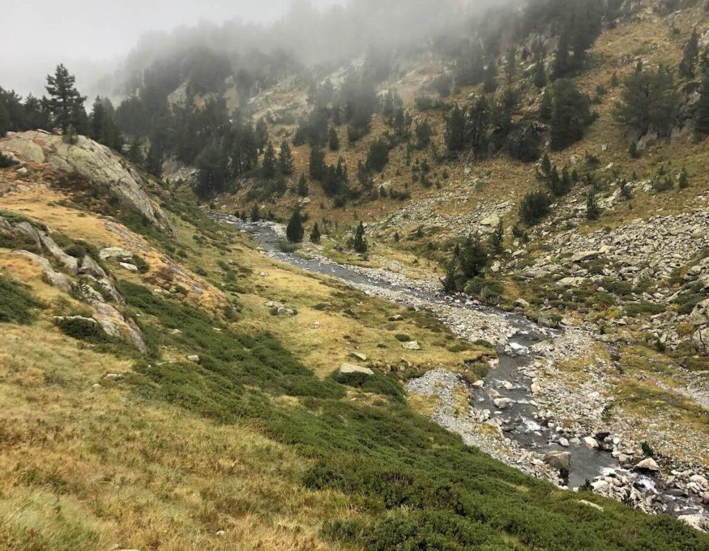 Carros de Foc in Aigüestortes national park