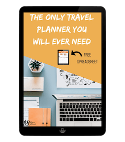 the only travel planner you will ever need ipad