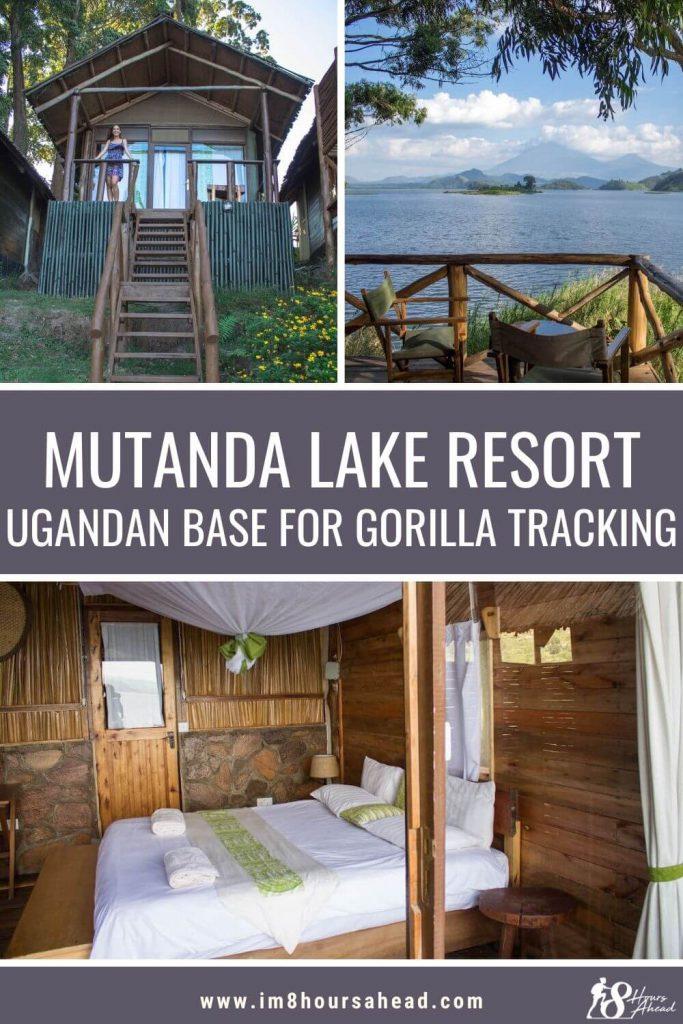 Mutanda Lake Resort best base for gorilla tracking