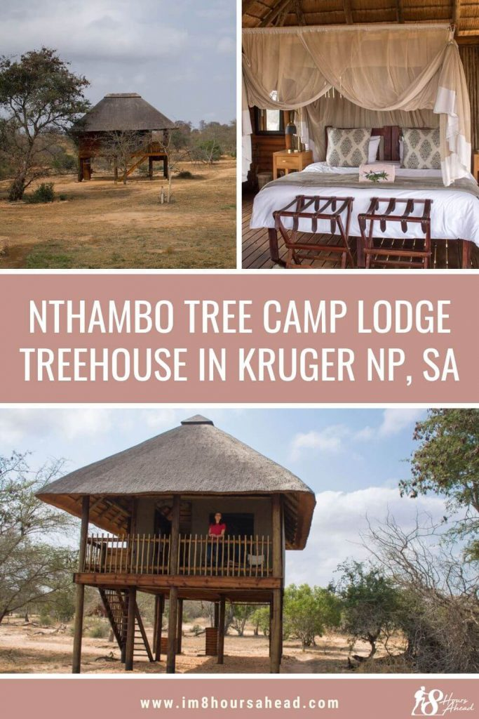 nThambo Tree Camp, treehouse in Kruger National Park, South Africa