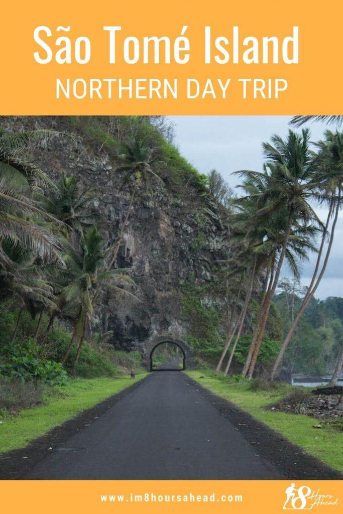 São Tomé Island Northern day trip
